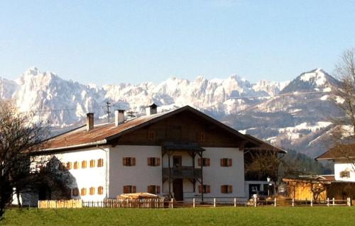 Kapshof — Yogahaus in Tirol — Yoga im Tiroler Unterland